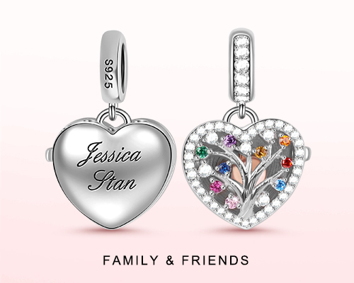 Family & Friends Charms