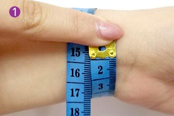 Bracelet Size Guide